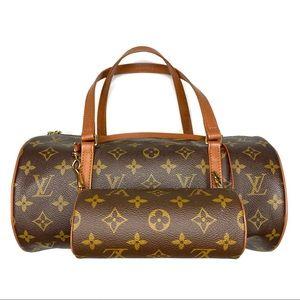 Like NEW Louis Vuitton Papillon 30 with mini bag